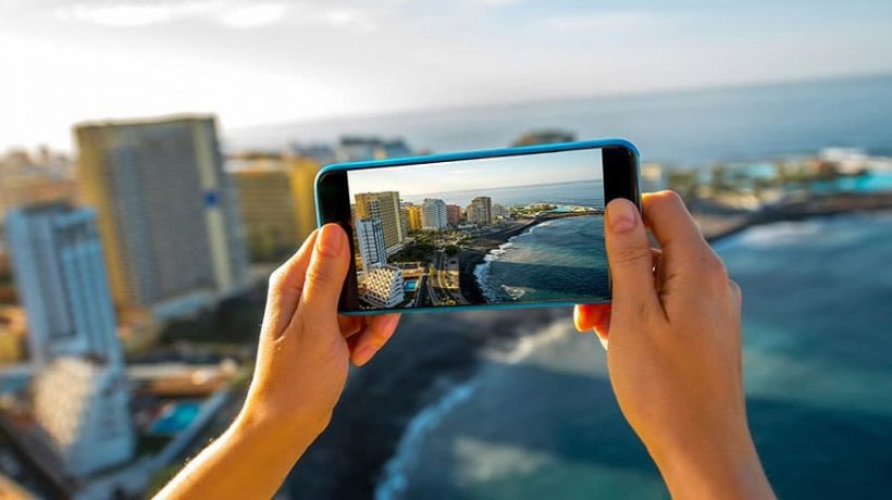 How to take good photos with a phone