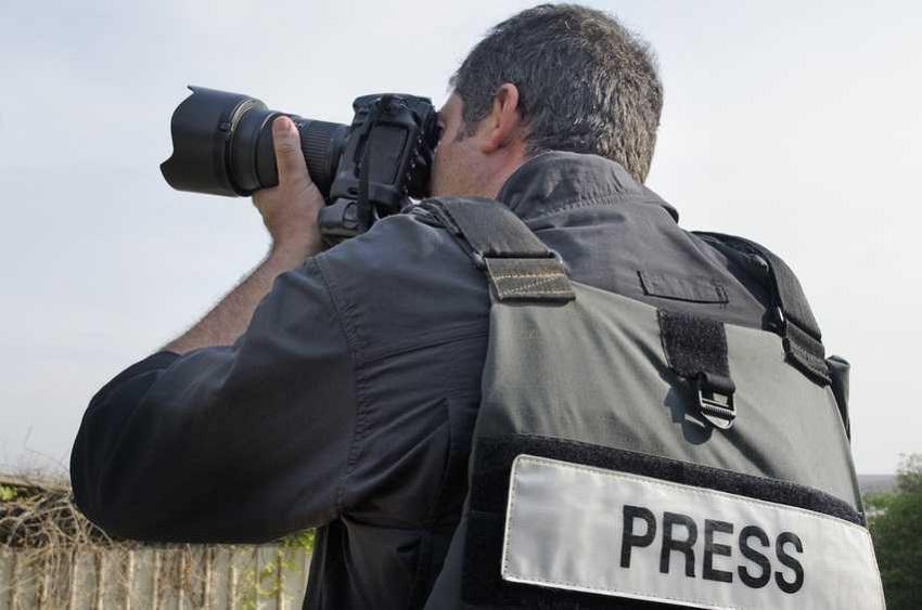 journalist photographer
